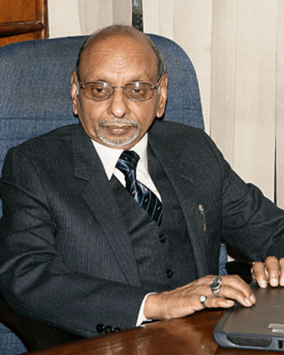 Dr. Chandra Mohan